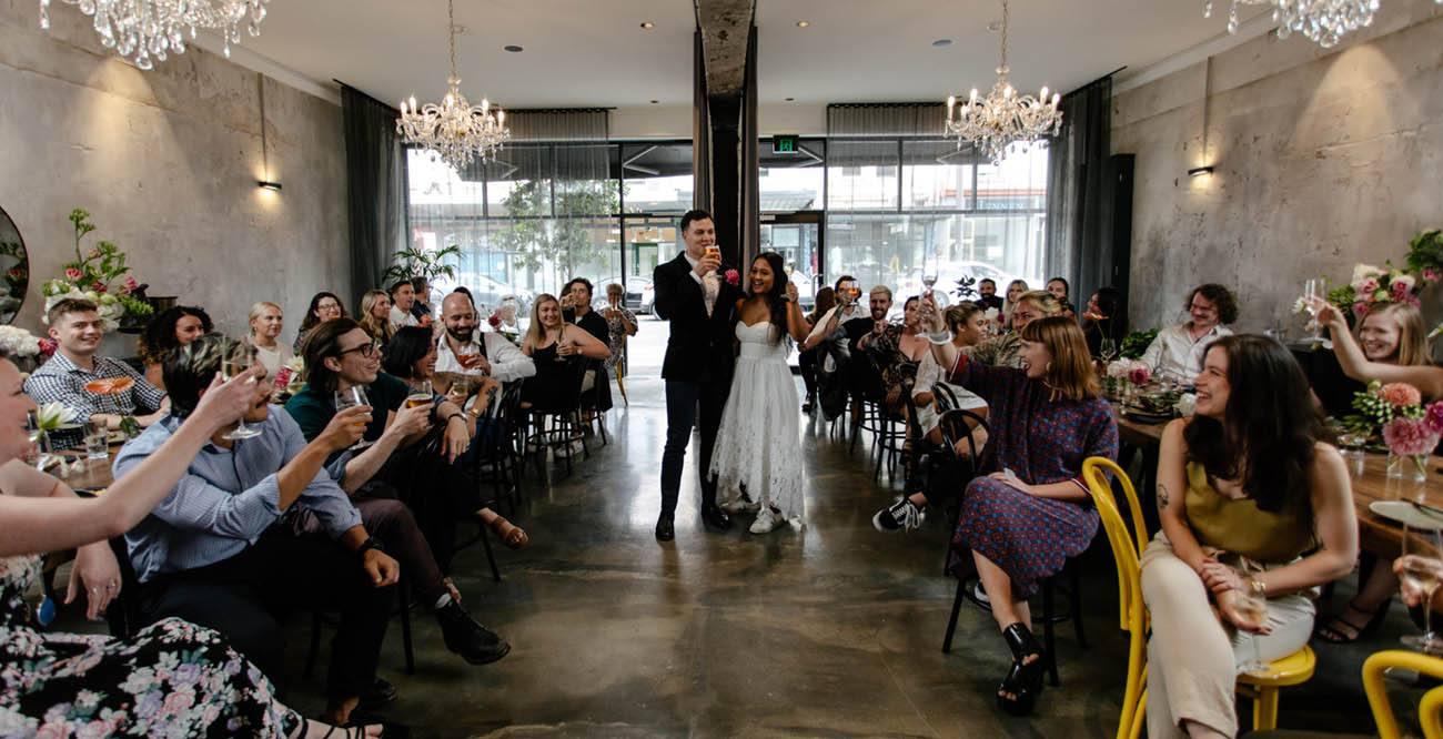 wedding reception venue collingwood